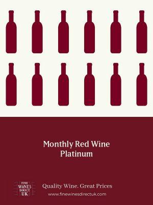 Monthly Red Wine - Platinum