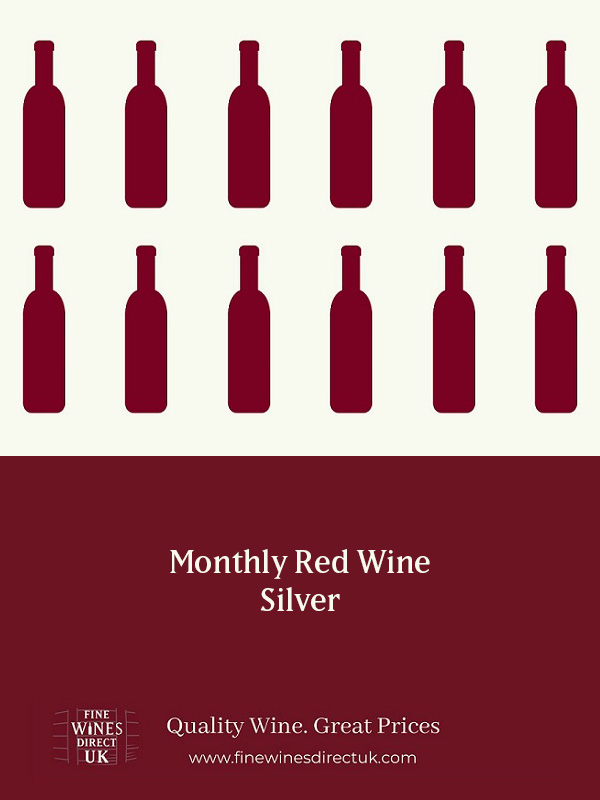 Monthly Red Wine - Silver