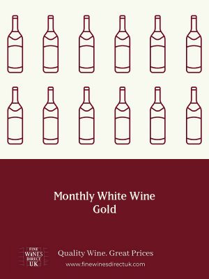 Monthly White Wine - Gold