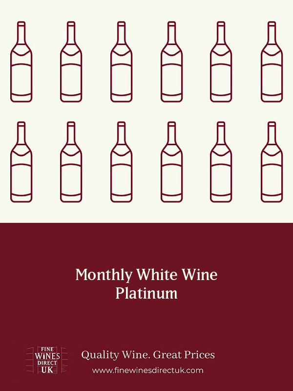 Monthly White Wine - Platinum