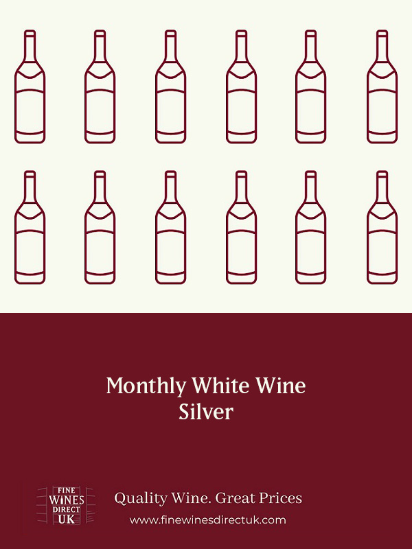 Monthly White Wine - Silver