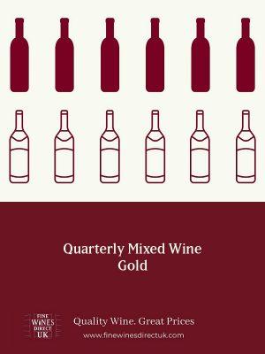 Quarterly Mixed Wine -Gold