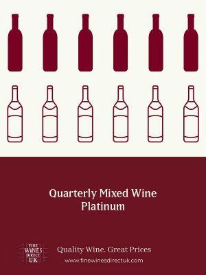 Quarterly Mixed Wine - Platinum