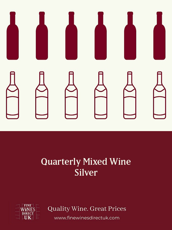 Quarterly Mixed Wine - Silver