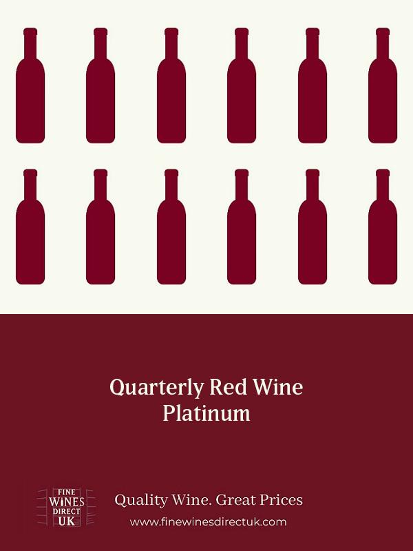 Quarterly Red Wine - Platinum