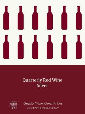 Quarterly Red Wine - Silver