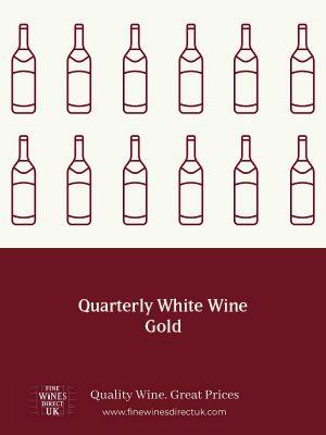 Quarterly White Wine - Gold