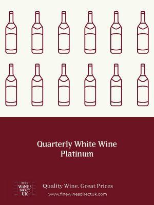 Quarterly White Wine - Platinum