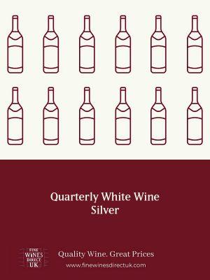 Quarterly White Wine - Silver